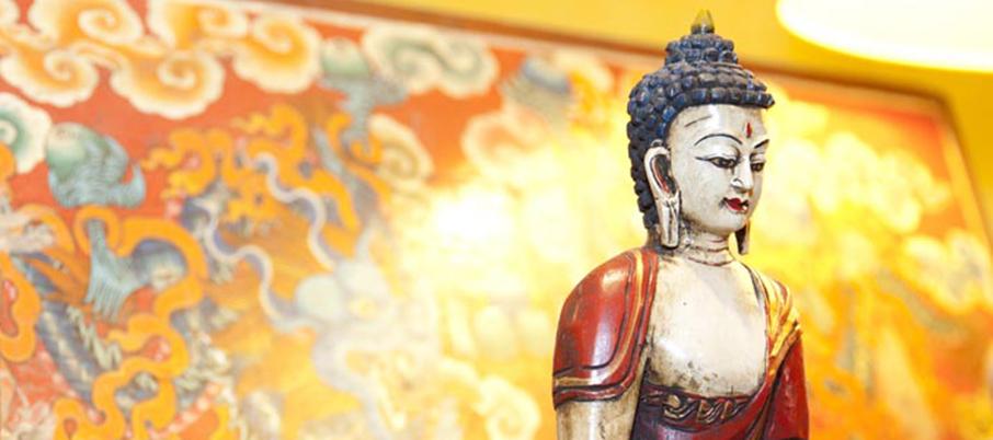 Il Sole D'Oriente Buddha
